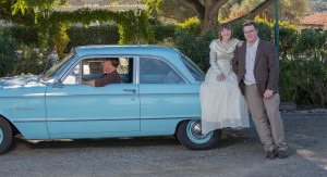 Vintage Cars, Ford Falcon, Vintage Wedding