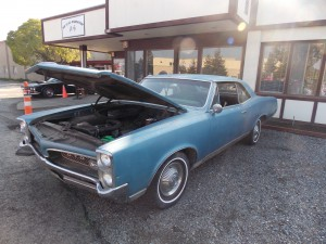 1967 Pontiac  GTO 400 4speed